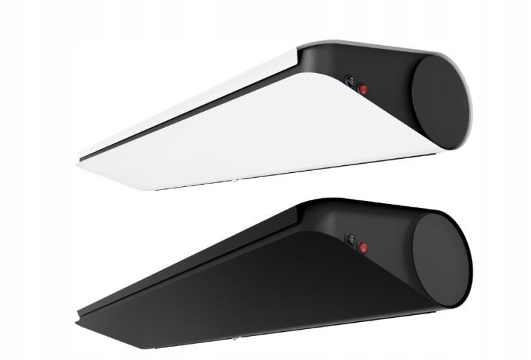 Воздушная завеса с электрическим нагревателем FLOWAIR SLIM E-150