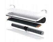 Воздушная завеса с электрическим нагревателем FLOWAIR SLIM E-150, фото 3