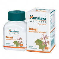 Туласи Tulasi Препарат для поддержания нормальной дыхательной функции.