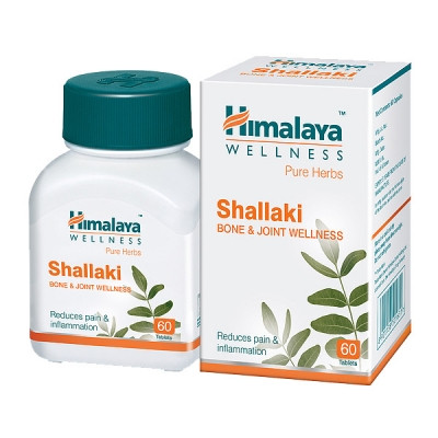 Шаллаки Shallaki.  Противовоспалительное средство для суставов