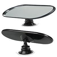 Автомобильное зеркало заднего вида панорамное на присоске 270х68 мм SY 214