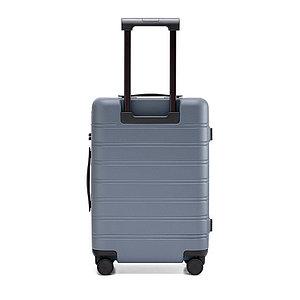 "Чемодан NINETYGO manhatton luggage-zipper 20"" Серый"