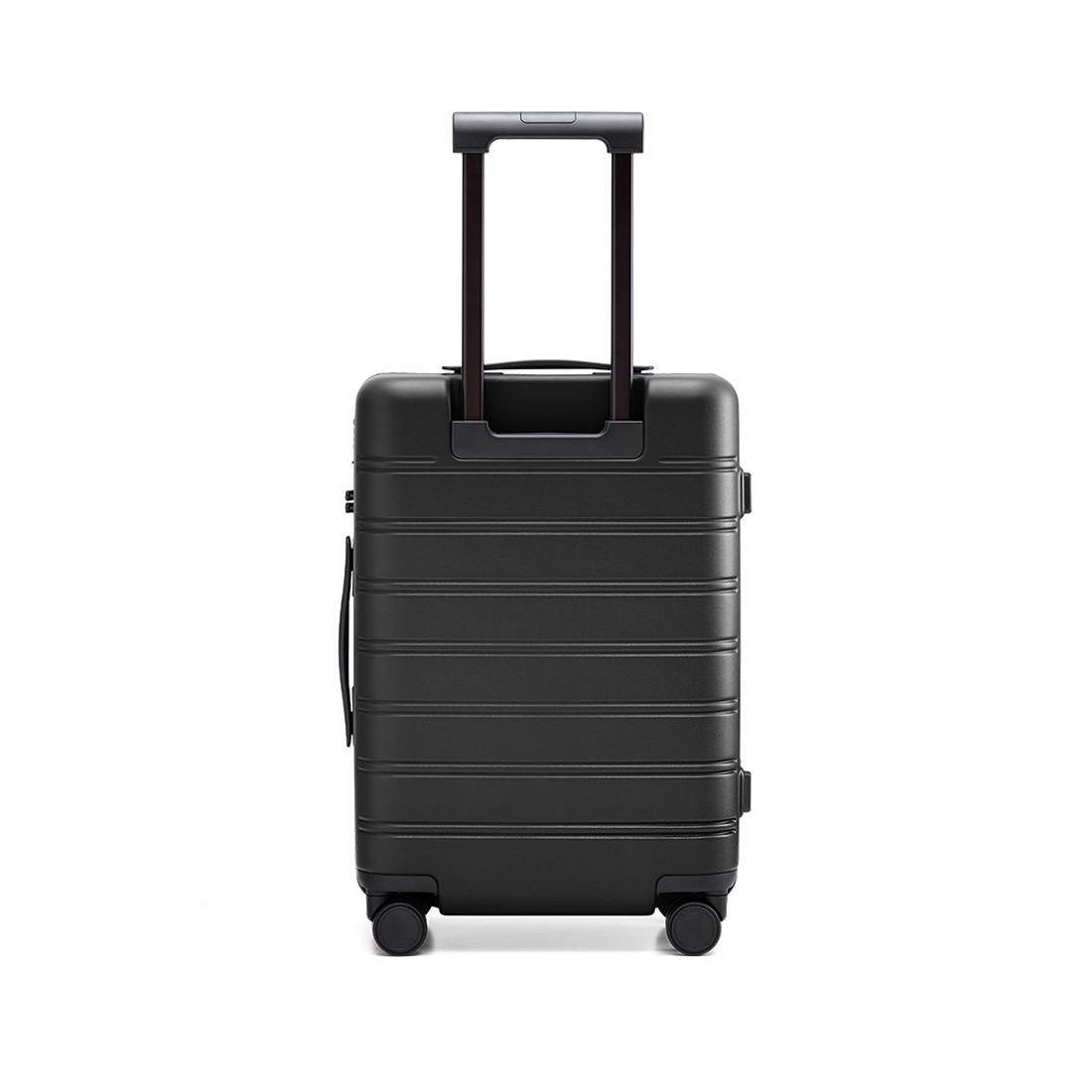 """Чемодан NINETYGO manhatton luggage-zipper 24"""" Черный"""