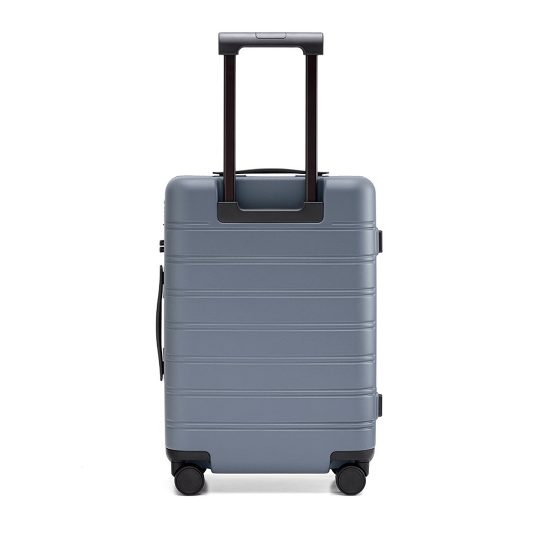 "Чемодан NINETYGO manhatton luggage-zipper 24"" Серый"