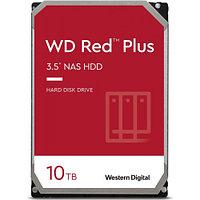 Жёсткий диск HDD 10 Tb SATA 6Gb-s Western Digital Red Plus WD101EFBX 3.5* 7200rpm 256Mb