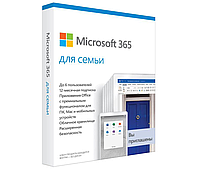 Microsoft 365 Family Russian Subscr 1YR Kazakhstan Only Mdls P6