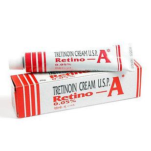 РЕТИН-А Третиноин крем 0,05% (Retino-A Tretinoin Cream 0.05%)