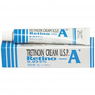 Третиноин ретино-а 0,025 % (Tretinoin Retino-a)