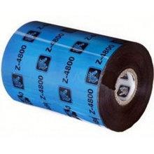 Zebra 15062 Красящая лента Textile Resin Zebra 65/74 (GK/GX), для текстиля