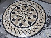 Панно и мозаика из камня