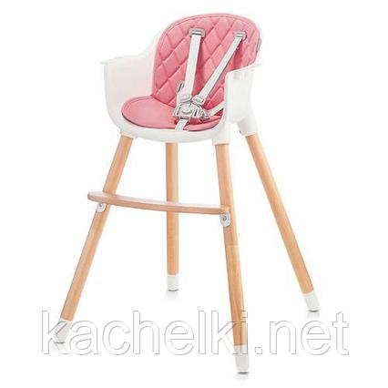 Стульчик для кормления Kinderkraft 🇪🇺 SIENNA Pink