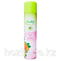 GOLD WIND Экзотик (Exotic) 300мл. освежитель воздуха