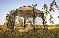 Шатер туристический KYODA С027 круглый, открытый, р.365*426*226см, (2136)