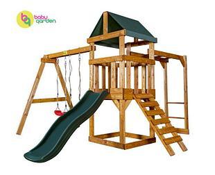 Игровые площадки Babygarden