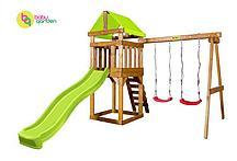 Детская игровая площадка Babygarden Play 2 (цвет в ассортименте) (Светло-зеленый)