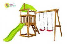 Детская игровая площадка Babygarden Play 1 (цвет в ассортименте) (Светло-зеленый)
