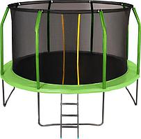 Батут Jumpy Premium 12ft (Зеленый)