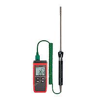 Термометр RGK CT-11 с зондом температуры воздуха TR-10A с поверкой