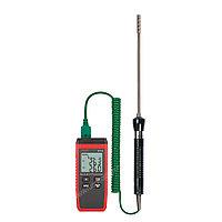 Термометр RGK CT-12 с зондом температуры воздуха TR-10A с поверкой
