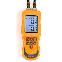 Контактный термометр ТЕХНО-АС ТК-5.27 (двухканальный без зондов)
