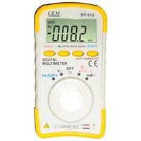 Мультиметр CEM DT-113
