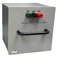 Мера индуктивности АКИП-7514-100мкГн