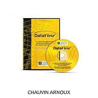 Программное обеспечение Chauvin Arnoux DataView