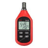 Термогигрометр RGK TH-20 с поверкой