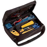 Fluke Networks 11289000, набор инструментов Fluke Networks Electrical Contractor Telecom Kit II with ...