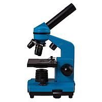 Микроскоп Levenhuk Rainbow 2L Azure (Лазурь)