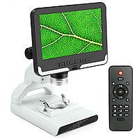 Цифровой микроскоп Levenhuk Rainbow DM700 LCD