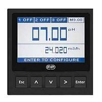 Монитор pH/ОВП и расхода на два параметра FIP FLS M9.08