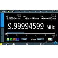 Опция частотомера Rohde & Schwarz RTH-K33