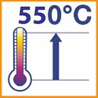 Опция измерения высоких температур до 550°C для тепловизоров Testo 875i/881/882