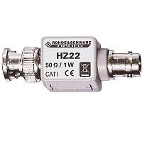 Опция cквозная оконечная нагрузка Rohde & Schwarz HZ22