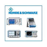 Печатное краткое руководство по эксплуатации German Rohde & Schwarz ZVH-Z47