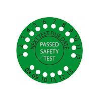 """Наклейки """"Pass"""" Fluke PASS 560R для многофункциональных тестеров"""