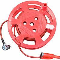 Катушка с проводом 8м для ИФН красная Радио-Сервис РАПМ.685442.004-04