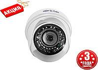 Si-Cam SC-104FM IR Купольная внутренняя IP видеокамера(1Mpx, 1280*720, 15 fps, SD-слот, модуль Wi-Fi