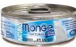 Monge Natural 80г атлантический Тунец Влажный корм для кошек