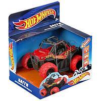 Машина металлическая «Hot Wheels багги» 12,5 см, инерция, подвеска, световые и звуковые эффекты