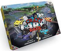 Игра настольная Crazy Cars Race