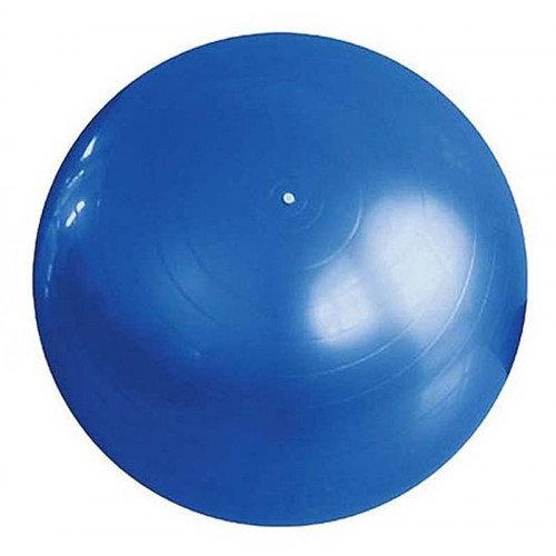 Мяч гимнастический, для фитнеса (фитбол) Zez Sport FB-65 Blue, антивзрыв