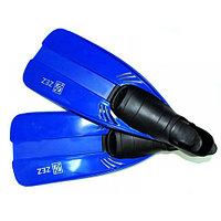 Ласты Zez Sport F17JR Blue р-р 32-33