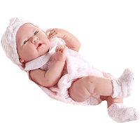 Кукла Пупс JC Toys В розовой одежде и одеяльце 18053
