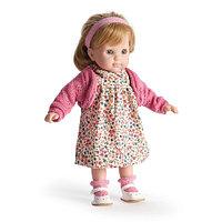 Кукла JC Toys Карла 36 см В цветочном платье и розовом кардигане 30001