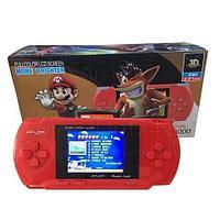 Игровая приставка карманная PVP Station Light 3000 с подключением к телевизору + 31 игра (Красный)