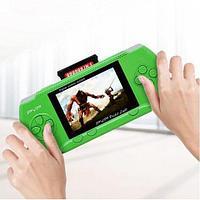 Игровая приставка карманная PVP Station Light 3000 с подключением к телевизору + 31 игра (Зеленый)