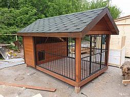 Будка для собаки RONI 80х160см