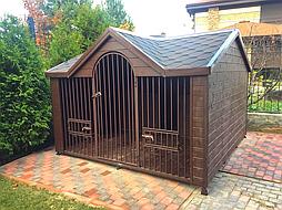 Будка для собаки Goodvik 160х160см